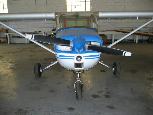 N6518G 150 Cessna Weight And Balance Calculator